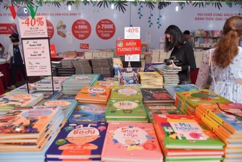 6th Vietnam Book Day opens in Hanoi - ảnh 2