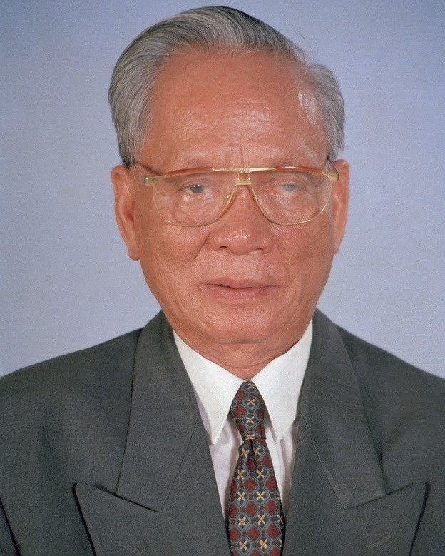 Former President Le Duc Anh passes away - ảnh 1