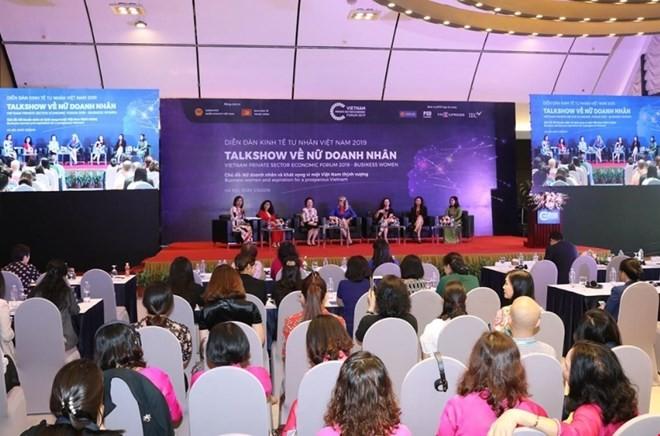 Vietnamese businesswomen's desire for a prosperous nation - ảnh 1