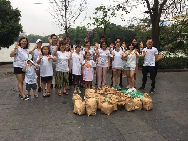 Activities to create a world without waste launched - ảnh 1