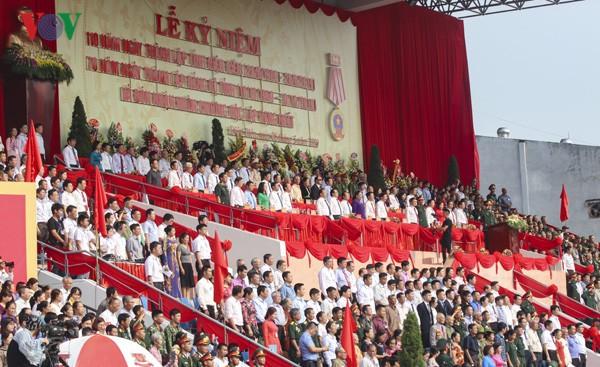 Historical values of Dien Bien Phu campaign honored - ảnh 1