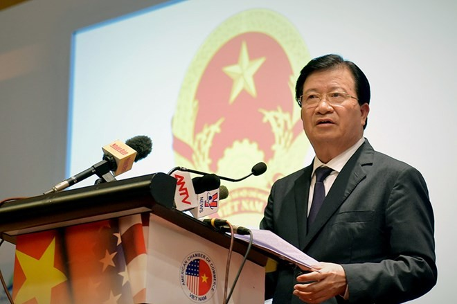 Vietnam, US seek to boost investment, trade ties - ảnh 1