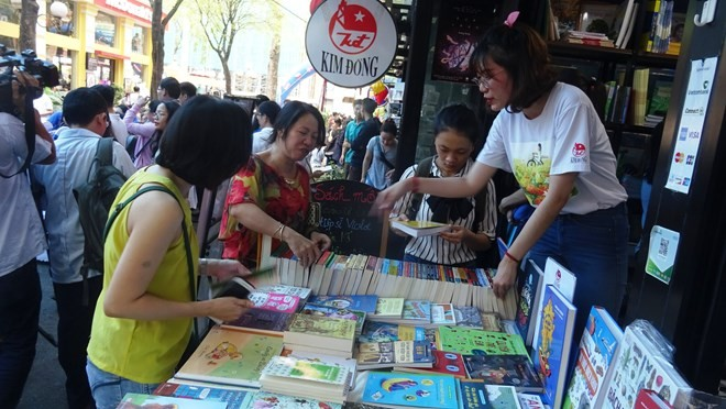 European Book Days feature various activities in HCM City - ảnh 1