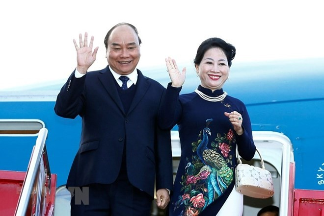 Prime Minister begins official visit to Norway - ảnh 1