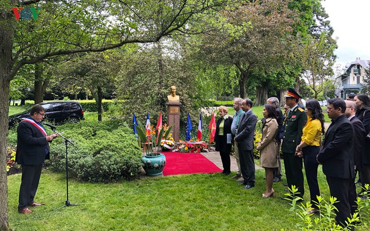French friends' fond memories of President Ho Chi Minh - ảnh 3
