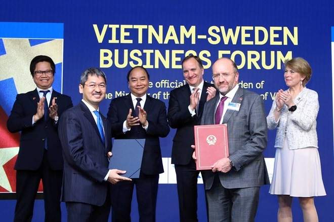 Vietnam welcomes more investment from Sweden - ảnh 1