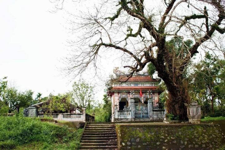 Phuoc Tich village preserves heritage - ảnh 1