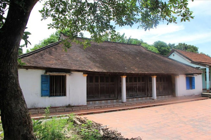 Phuoc Tich village preserves heritage - ảnh 3