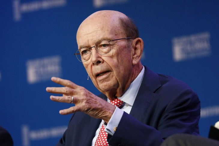 US Commerce Secretary rules out 'definitive' trade deal with China - ảnh 1