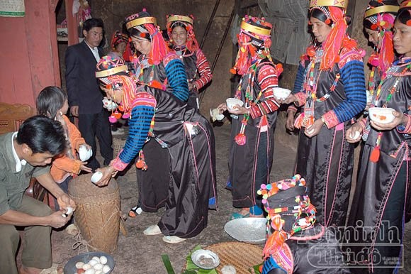 Ga Ma Thu worship ritual recognized national intangible cultural heritage - ảnh 1