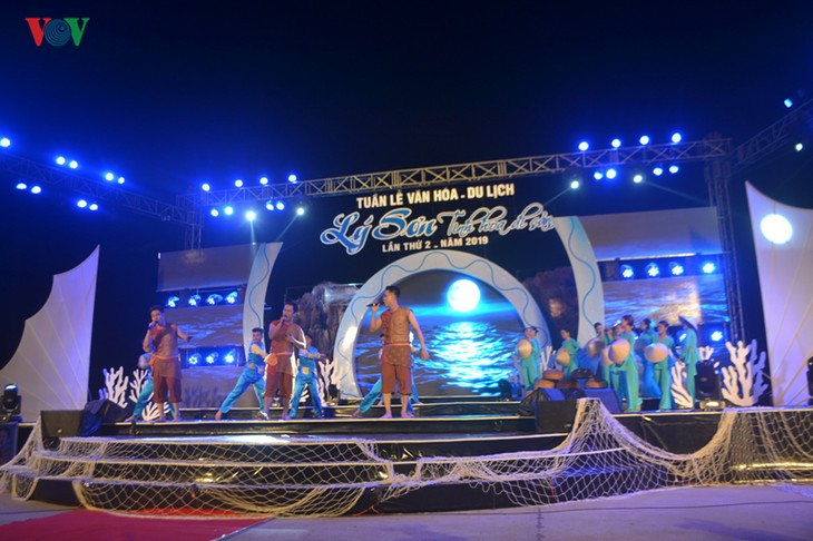 2nd Ly Son Culture Tourism Week opens - ảnh 1