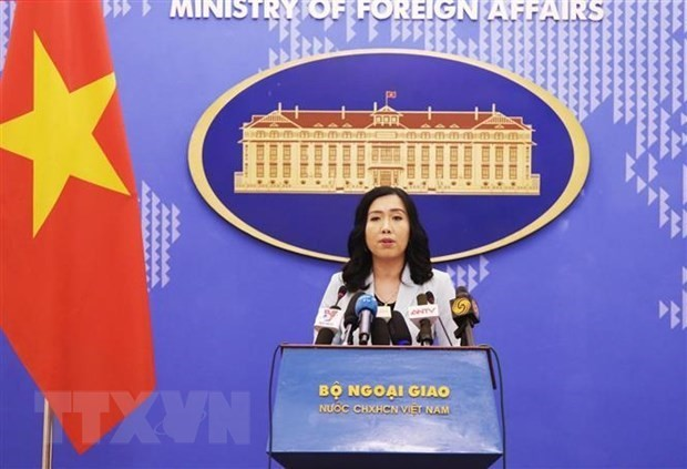 Vietnam values comprehensive partnership with US: spokesperson - ảnh 1