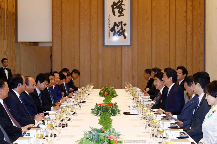 Milestones in Vietnam's cooperation with Japan and G20 - ảnh 1