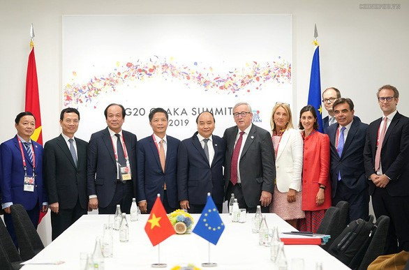 Milestones in Vietnam's cooperation with Japan and G20 - ảnh 2