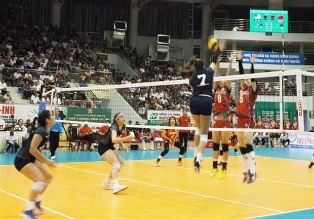 Vietnam hosts Asian women's U23 volleyball tourney - ảnh 1