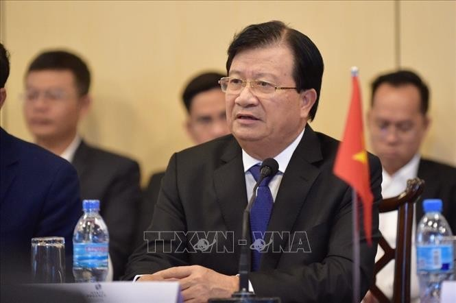 Deputy PM: Vietnam wants expand cooperative ties with Tanzania - ảnh 1