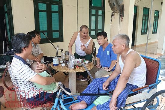 Thuan Thanh Sanatorium serves as second home for  wounded soldiers - ảnh 2