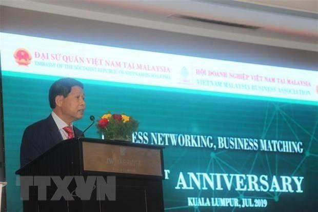Vietnam, Malaysia to raise two-way trade to 25 billion USD - ảnh 1