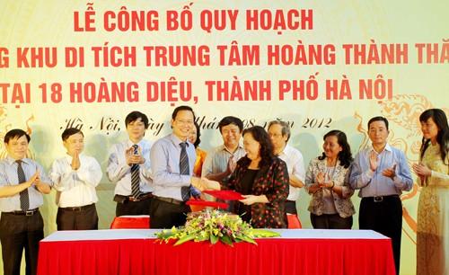 Valorisation de la cité royale de Thang Long en tant que patrimoine culturel - ảnh 1