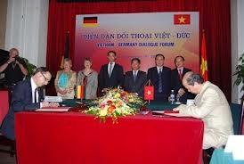 Ouverture du dialogue Vietnam-Allemagne - ảnh 1