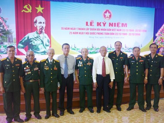 Diverses activités pour les 70 ans de l'armée populaire du Vietnam - ảnh 1