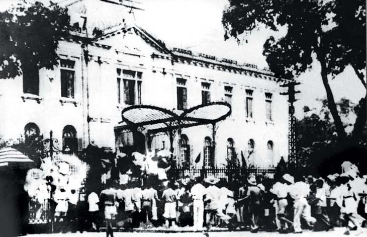 Révolution d'Août : fierté des Vietnamiens et des peuples opprimés  - ảnh 1