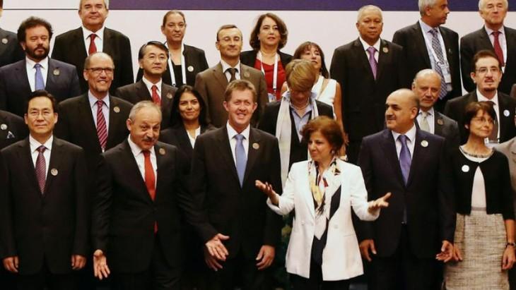 Les ministres des Finances du G20 réunis à Ankara - ảnh 1