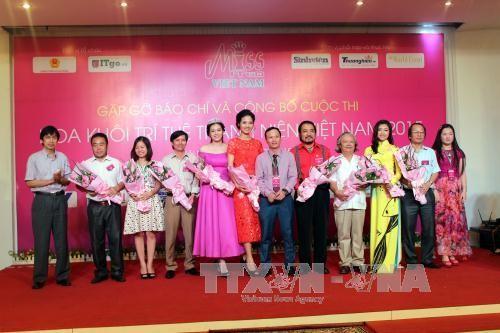 Hai Duong et le concours de beauté des jeunes intellectuelles vietnamiennes - ảnh 1