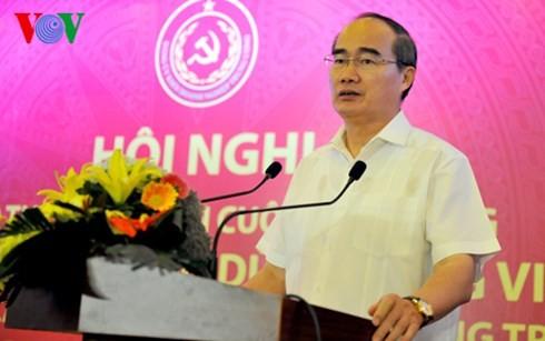 Nguyen Thien Nhan : il faut proposer des prix compétitifs  - ảnh 1
