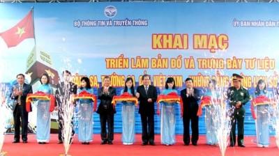 Exposition sur Hoang Sa et Truong Sa à Da Lat - ảnh 1
