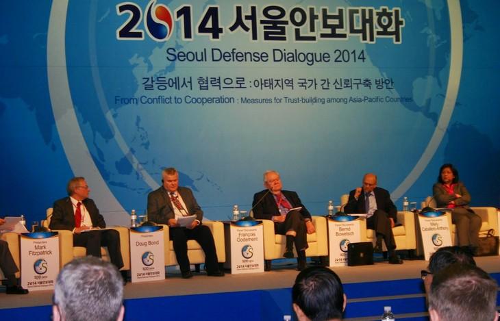 Le « Seoul Defense Dialogue 2015 » porte sur la sécurité régionale et mondiale - ảnh 1