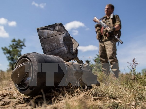 Réunion sur l'Ukraine début octobre à Paris - ảnh 1