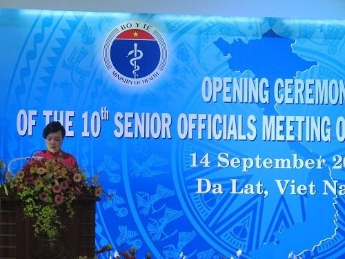 Vers une communauté de l'ASEAN de santé et de développement durable - ảnh 1