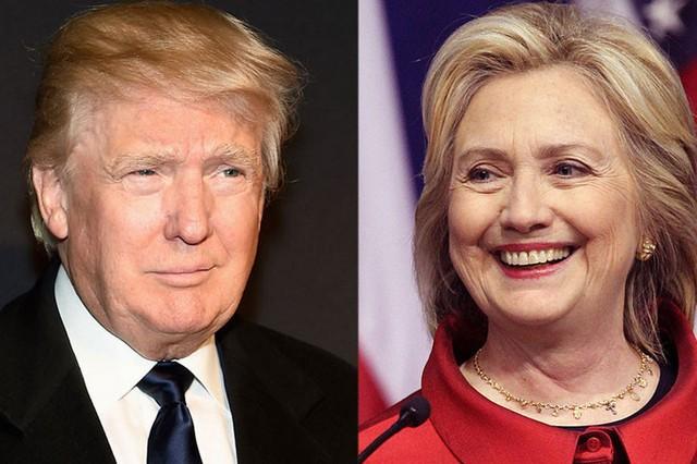 Présidentielles américaines 2016: D. Trump et H.Clinton toujours en tête - ảnh 1