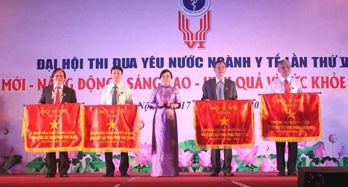 6ème congrès d'émulation patriotique du secteur sanitaire - ảnh 1