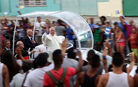Le pape François à la rencontre du peuple cubain - ảnh 1
