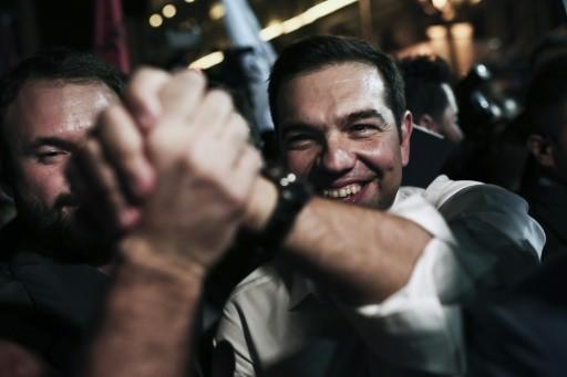 Le nouveau gouvernement Tsipras attendu lundi en Grèce - ảnh 1