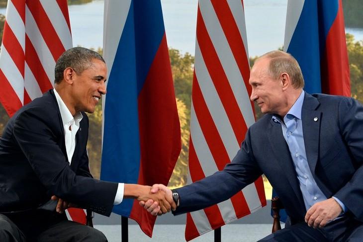 Vladimir Poutine et Barack Obama se rencontreront lundi - ảnh 1