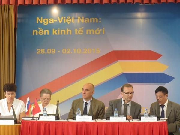 Nouvelle phase du projet « Russie-Vietnam : Nouvelle économie » - ảnh 1