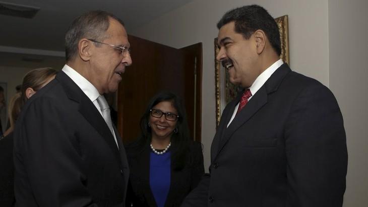 Moscou et Caracas renforcent leur partenariat stratégique - ảnh 1