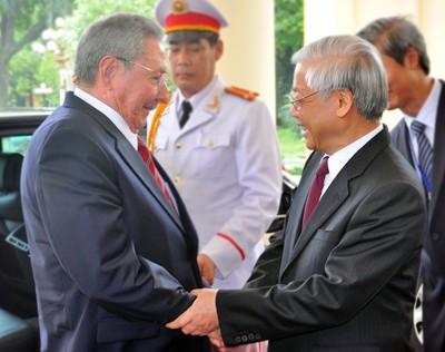 Vietnam-Cuba : une fidélité exemplaire - ảnh 1