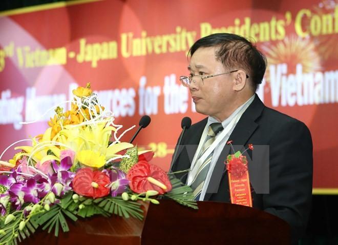 Dynamiser la coopération éducationnelle Vietnam-Japon - ảnh 1
