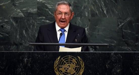 A l'ONU, Raul Castro réclame la fin de l'embargo US contre Cuba - ảnh 1