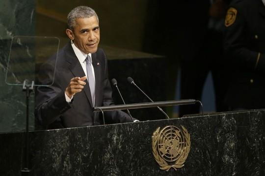 Mer Orientale : Obama plaide pour des solutions pacifiques  - ảnh 1