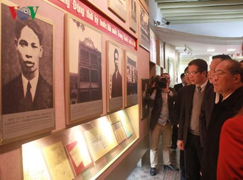 Le président de l'AN Nguyên Sinh Hùng en visite dans le Guangdong - ảnh 1