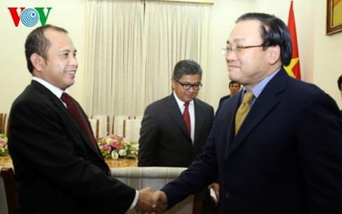 Le Vietnam et l'Indonésie coopèrent dans le développement rural - ảnh 1
