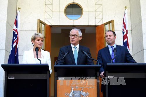 Climat: l'Australie ratifie l'accord de Paris - ảnh 1