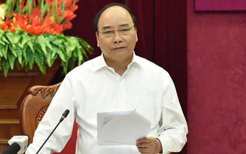 Le PM plaide pour le développement de l'agriculture organique à Hoa Binh - ảnh 1