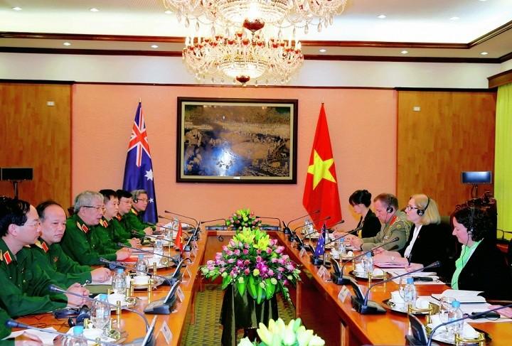 Vietnam-Australie: 4ème dialogue stratégique sur la défense et la diplomatie   - ảnh 1