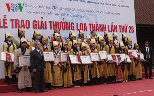 Remise des prix Loa Thanh 2016 - ảnh 1